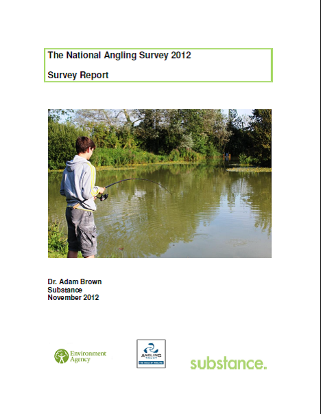 Download National Angling Survey 2012